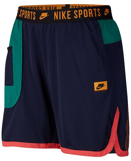 Nike Men's Sport Clash Flex Dri-FIT Training Shorts & Reviews .