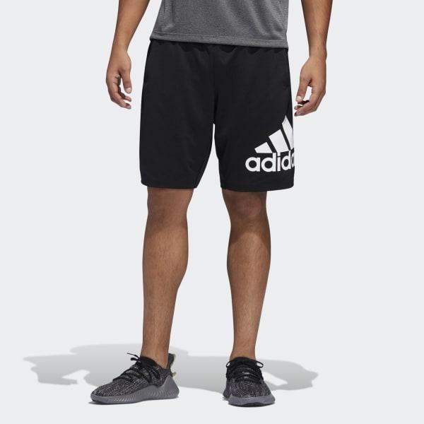 adidas 4KRFT Sport Badge of Sport Shorts - Black | adidas