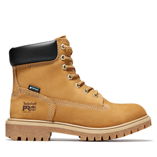 "Timberland | Women's Timberland PRO Direct Attach 6"" Steel Toe Boo"