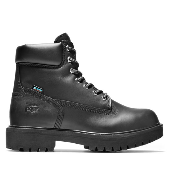 "Men's Timberland PRO® Direct Attach 6"" Steel Toe Boots ."