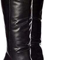 Amazon.com   Onlineshoe Women's Stiletto Heel Pointed Toe Knee .