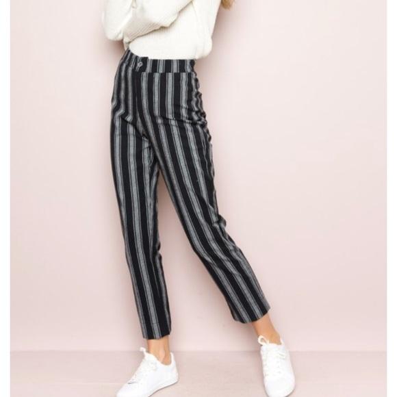 Brandy Melville Pants | Pacsun Striped | Poshma