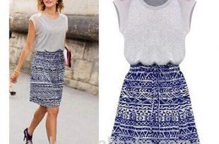 2015 Summer New Europe Women Clothes With Belt Short Cap Sleeve .