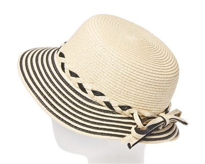 Summer Hats - Packable Cloche H