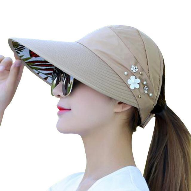Sun Hat For Women UV Protection Summer Hats - regulust