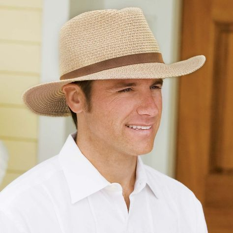 Summer hat for guys | Mens summer hats, Mens sun hats, Hats for m