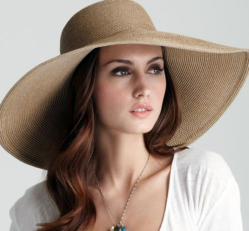 Stylish Sun Hats for Pretty Girls | Sun hats for women, Summer .