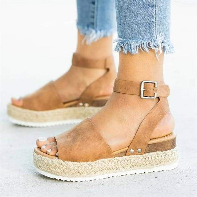 Wedges Shoes For Women High Heels Sandals Summer Shoes | SunLi
