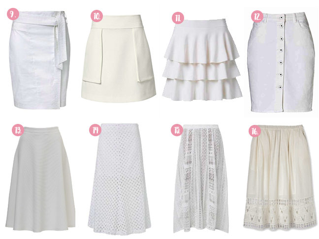 16 Skirts With Perfect Hems for Summ