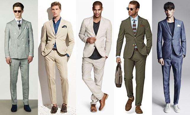 Men Summer Suits (22)   Mens Suits Ti