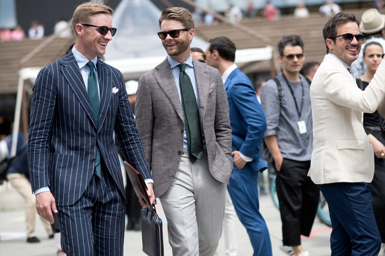 How to Wear a Men's Suit in Summer | Man of Ma