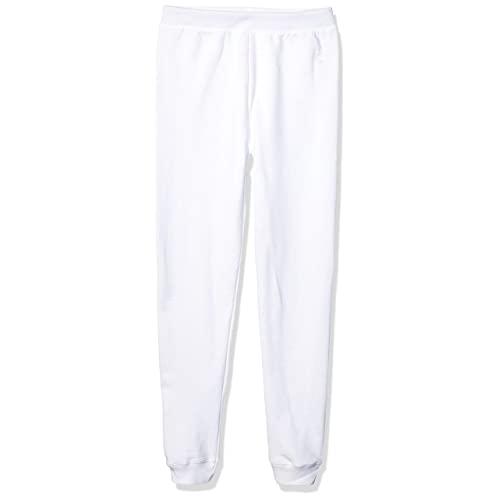 Hanes White Sweatpants: Amazon.c