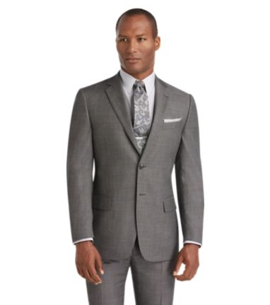 Reserve Collection Tailored Fit Suit Separate Jacket - Reserve .
