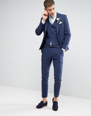 Mens Suits Mens Designer & Tailored Suits ASOS | Skinny fit suits .