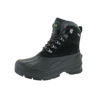 Shop Fuda Mens Pac Snow Boots Thinsulate Cushioned - Overstock .