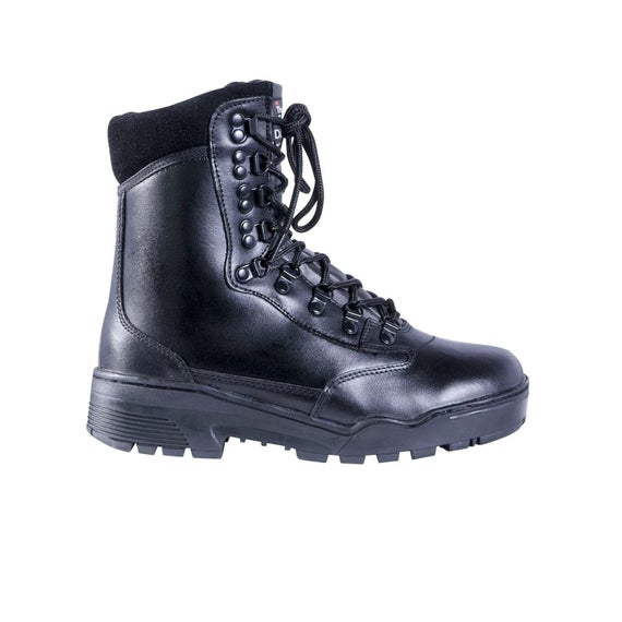 Mil-Tec Tatical Leather Thinsulate Boot | Et