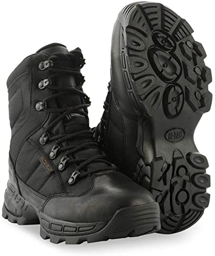 Amazon.com | M-Tac Tactical Winter Thinsulate Boots Mens Insulated .