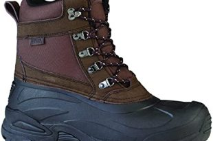 """Ranger Cabot 9"""" Men's Suede & Nylon Thinsulate Winter Boots ."""