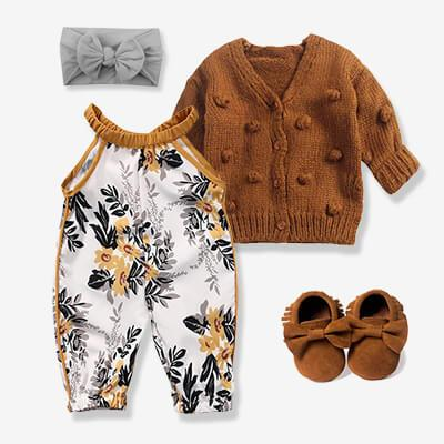 Trendy Toddler Clothes & Outfits Shop | The Trendy Toddle