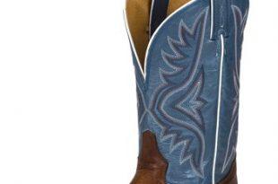 TONY LAMA BOOTS #7955 AVETT BL