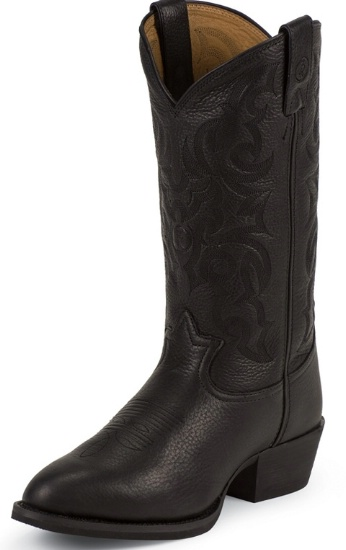 Tony Lama RR4002 Men's 3R Collection Western Boot with Black .