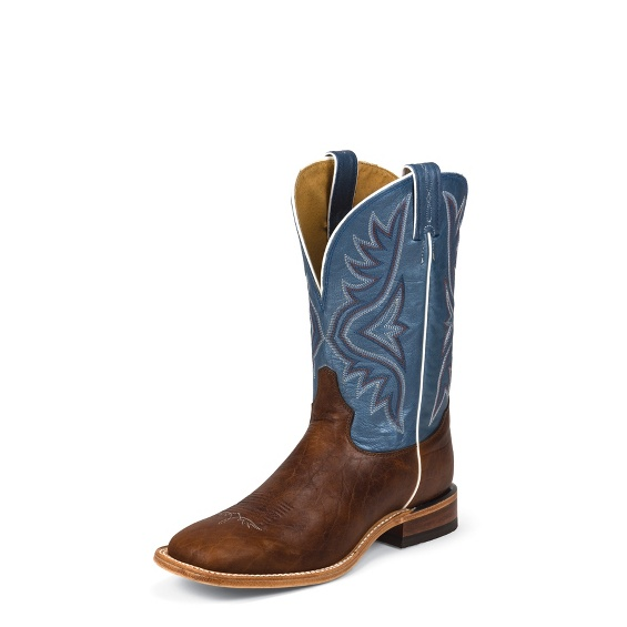 Men's Blue Avett Boot by Tony La