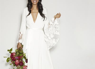 12 Non-Traditional Wedding Dresses in 2017 - PureW