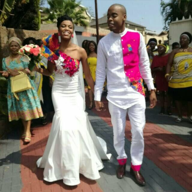 Tsonga traditional wedding with a modern twist | African .
