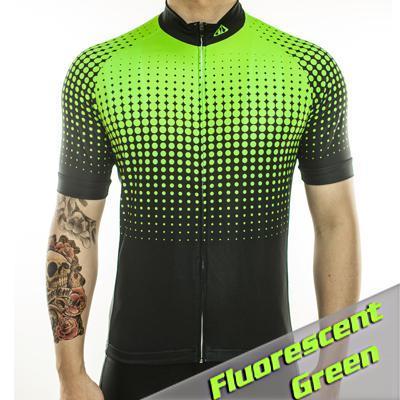 Men's Short Sleeve Cycling Jersey - DISCO - Trendy Cycli