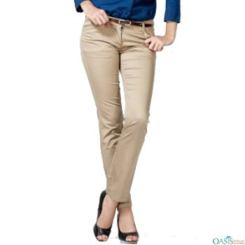 Slim Fit Trousers And All Ladies corporate wear Suppliers U