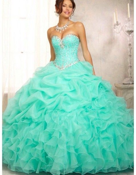 Fair Lady Crystal Sweetheart Ball Gowns Tiers Quinceanera Dresses .