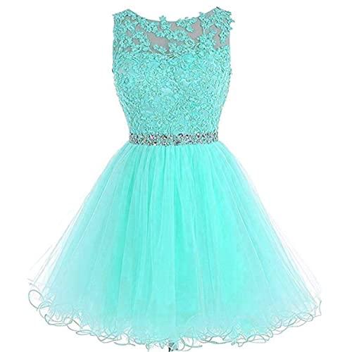 Turquoise Homecoming Dresses: Amazon.c