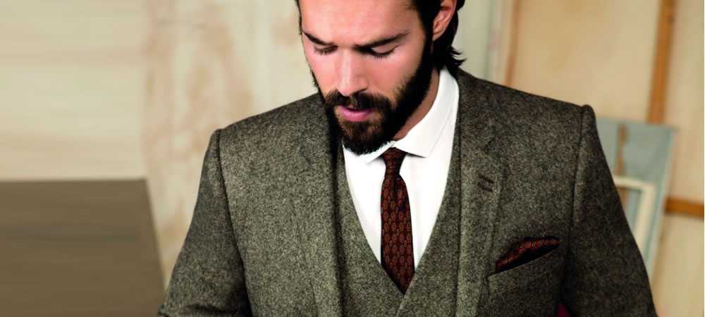 Men's Fashion Basics – Part 60 – The 3-Piece Tweed Suit | FashionBea