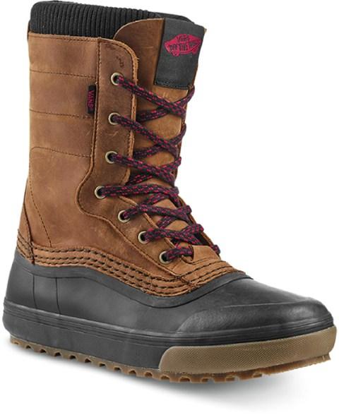Vans Standard Zip Snow Boots - Men's - 2019/2020 | REI Co-