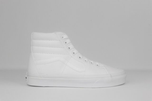 VANS Sk8-Hi Unisex Casual High-Top Skate Shoes,Comfortable and .