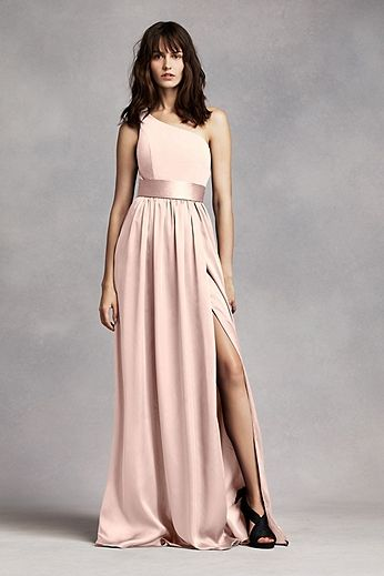 White by Vera Wang Bridesmaid Collection … | Vera wang bridesmaid .