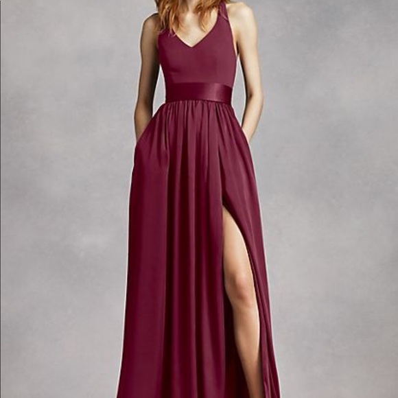 Vera Wang Dresses | Bridesmaid Dress W Pockets | Poshma
