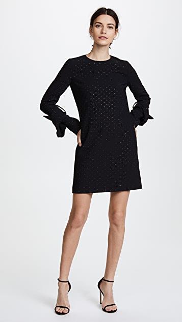 Victoria Victoria Beckham Twist Sleeve Shift Dress | SHOPB