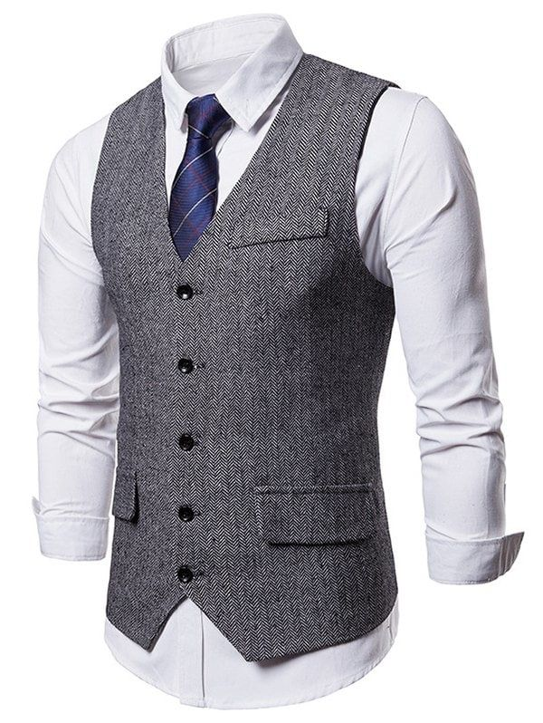 Competitive Battleship Gray M Waistcoats online, mobile Gamiss .