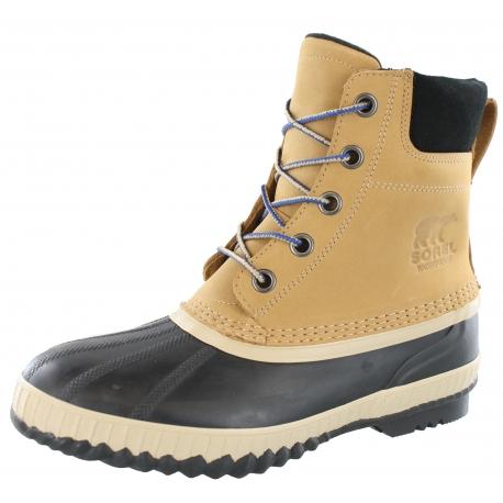 Sorel Men Waterproof Lightweight Gripping Snow Winter Boots FREE .