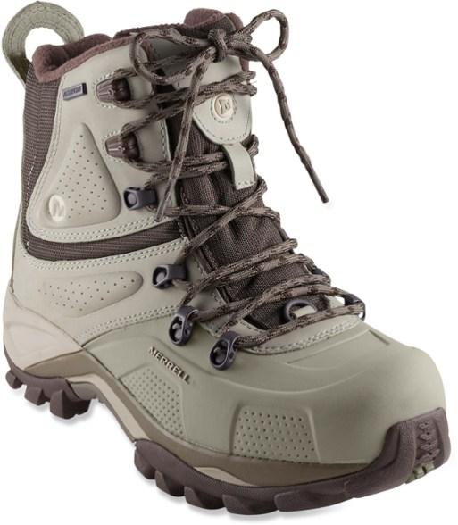 Merrell Whiteout 8 Waterproof Winter Boots - Women's   REI Co-