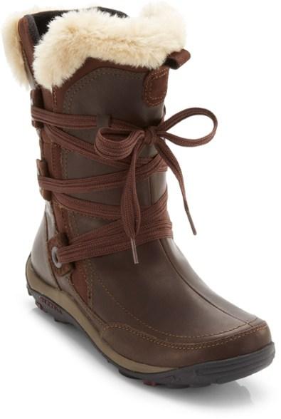 Merrell Nikita Waterproof Winter Boots - Women's   REI Co-