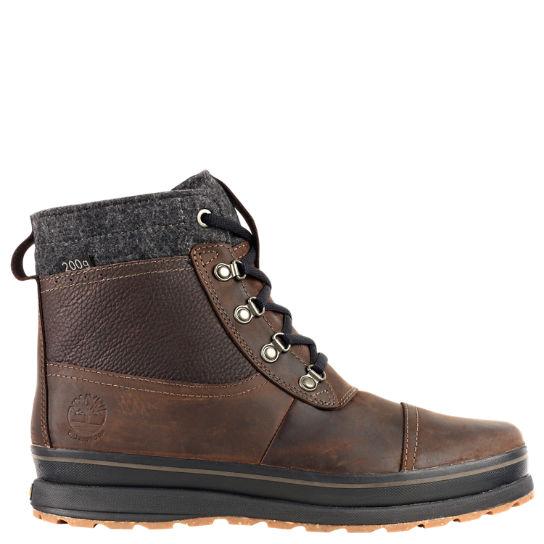 Men's Schazzberg Mid Waterproof Winter Boots   Timberland US Sto