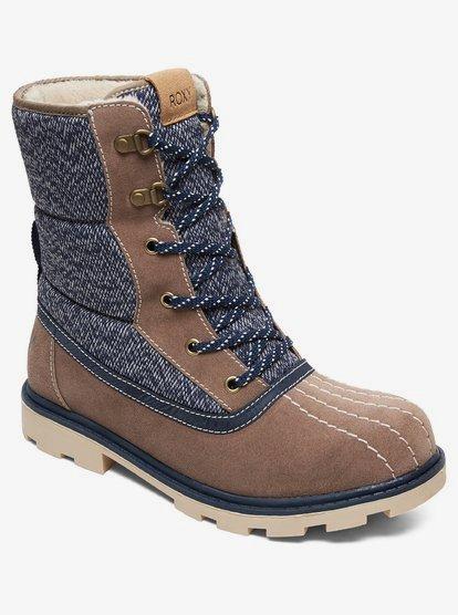 Nikko Waterproof Suede Winter Boots ARJB700627   Ro