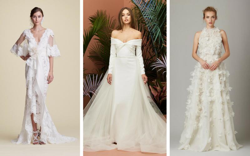 Top Picks for American Bridal Designers 2018 | Wedding Journ