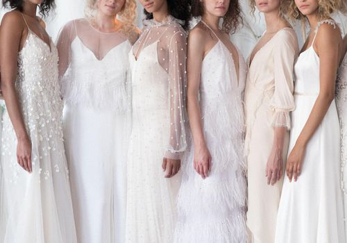 8 Wedding Dress Designers You Don't Know But Need