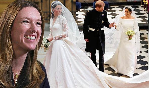 Meghan Markle wedding dress: Designer compares Kate and Meghan's .