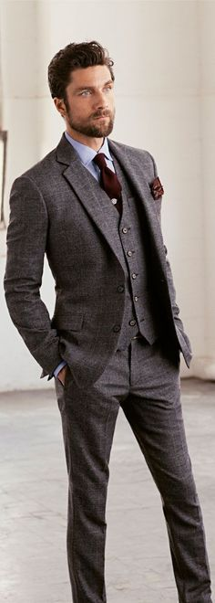 Wedding Suits For Men Inspiration For Male | Winter wedding .