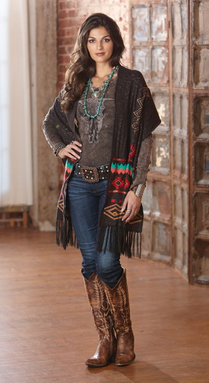 Different types of western wear for women – fashionarrow.c