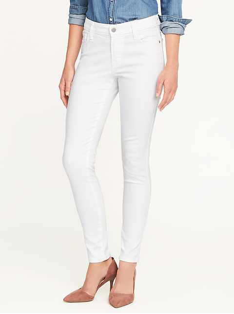 White Jeans for Women | Old Na
